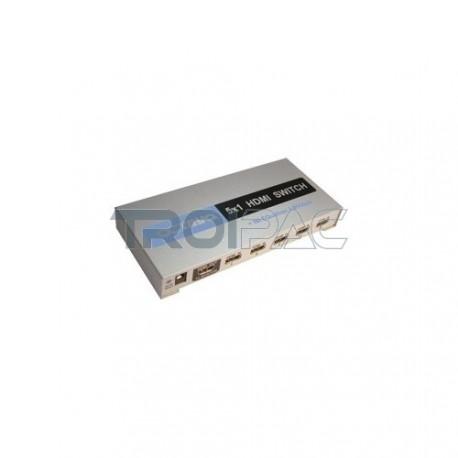 Octava 5x1 3D / HD switcher