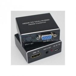 HDMI - VGA muunnin